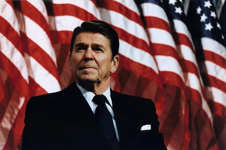 """America's prosperity was not a gift from the government or anyone else. Free enterprise, not government, is the source from which all blessings flow."" -- Ronald Wilson Reagan  December 12th, 1974"