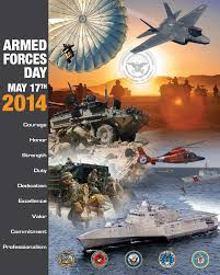 Armed Forces Day RCoC
