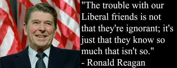 the trouble with our liberal friends