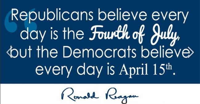 reagan quote on taxes